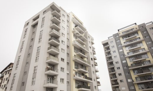 Ansamblul Rezidential Optima Residence