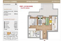 Apartament Tip Duplex Optima Residence