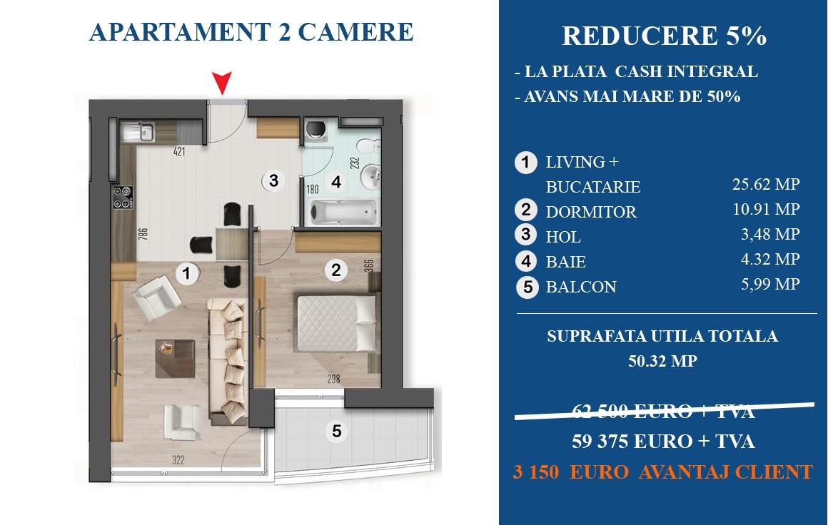 Armonia Residence- oferta speciala- 2