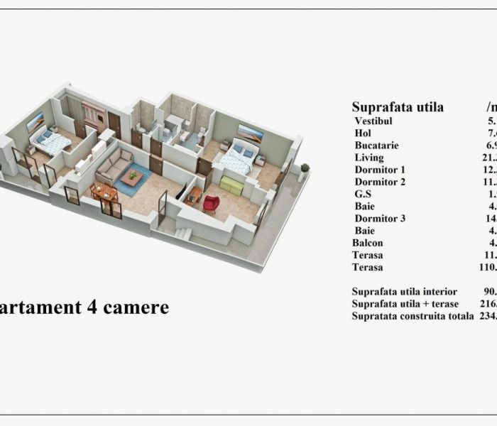 Apartament-4-camere-Et.5-Matei-Voievod-Residence